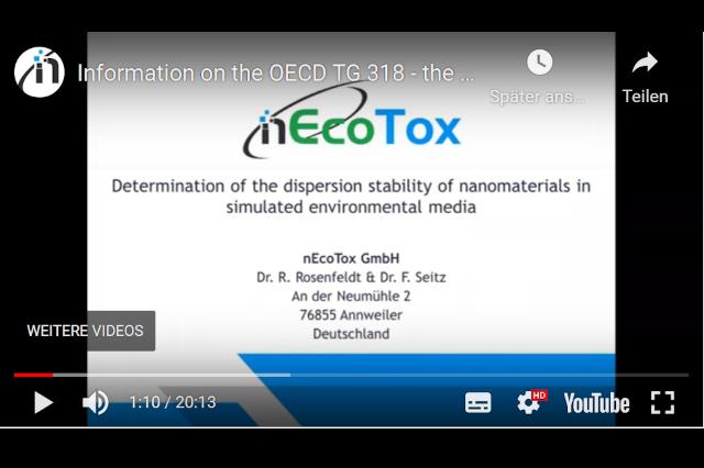 OECD TG 318